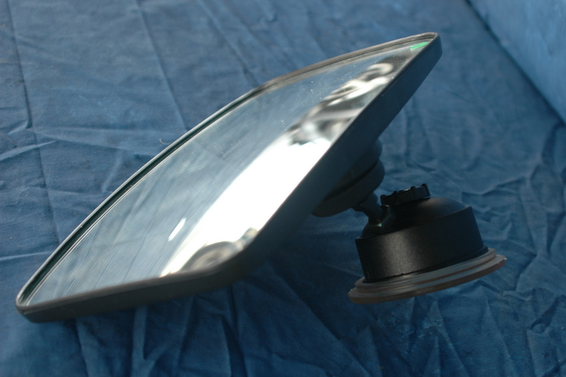 mini bus interior vacum mirror